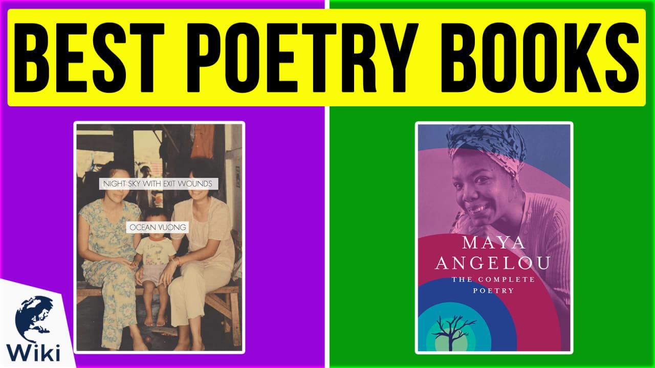 10 Best Poetry Books