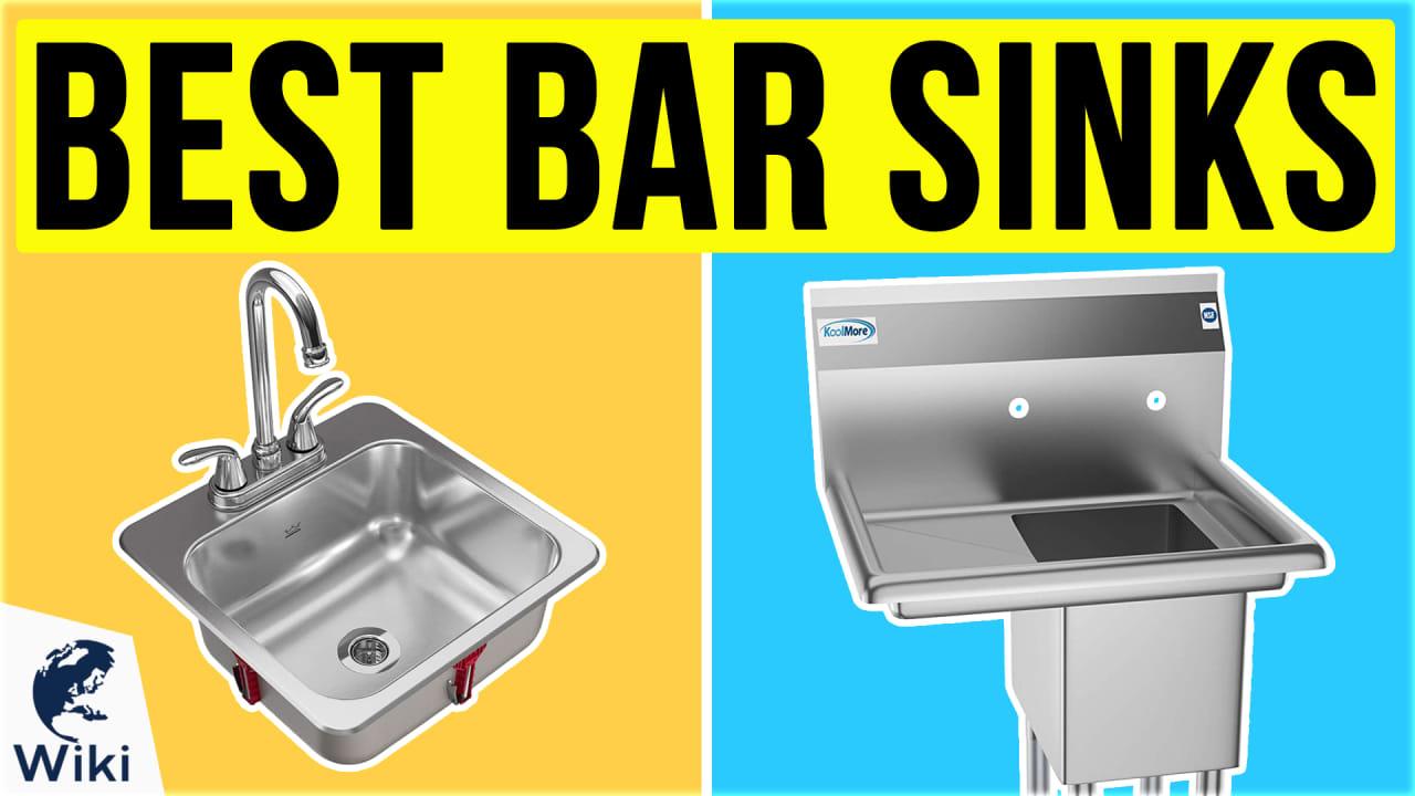10 Best Bar Sinks