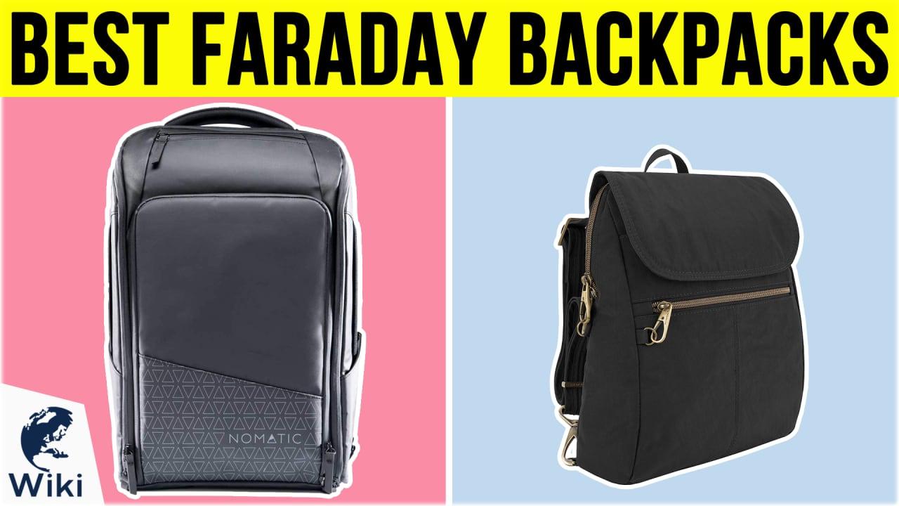 7 Best Faraday Backpacks