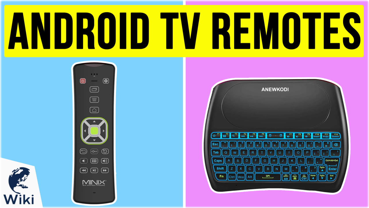 10 Best Android TV Remotes