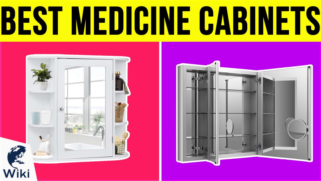 9 Best Medicine Cabinets