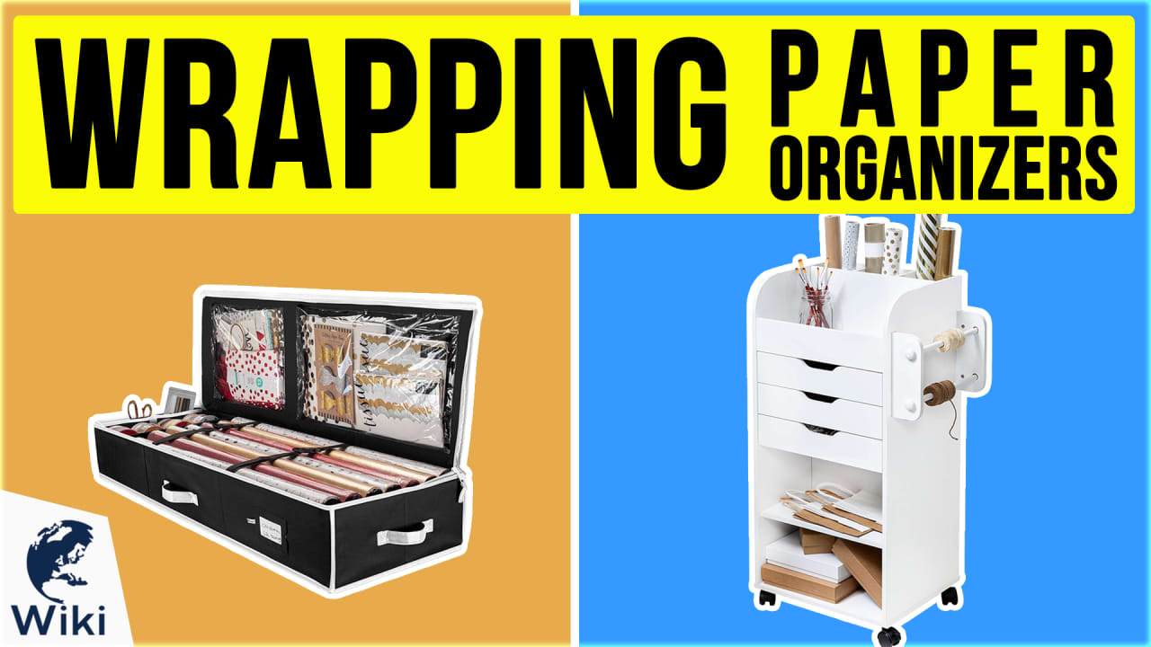 10 Best Wrapping Paper Organizers