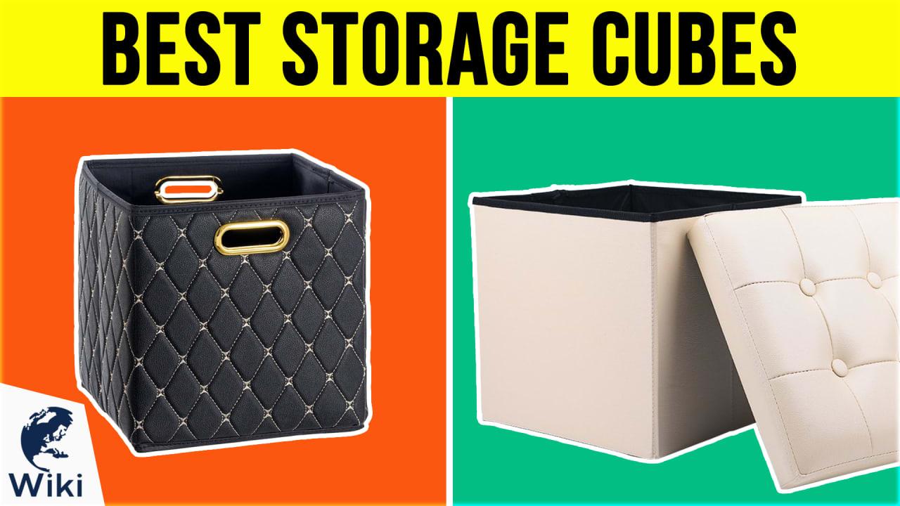 10 Best Storage Cubes