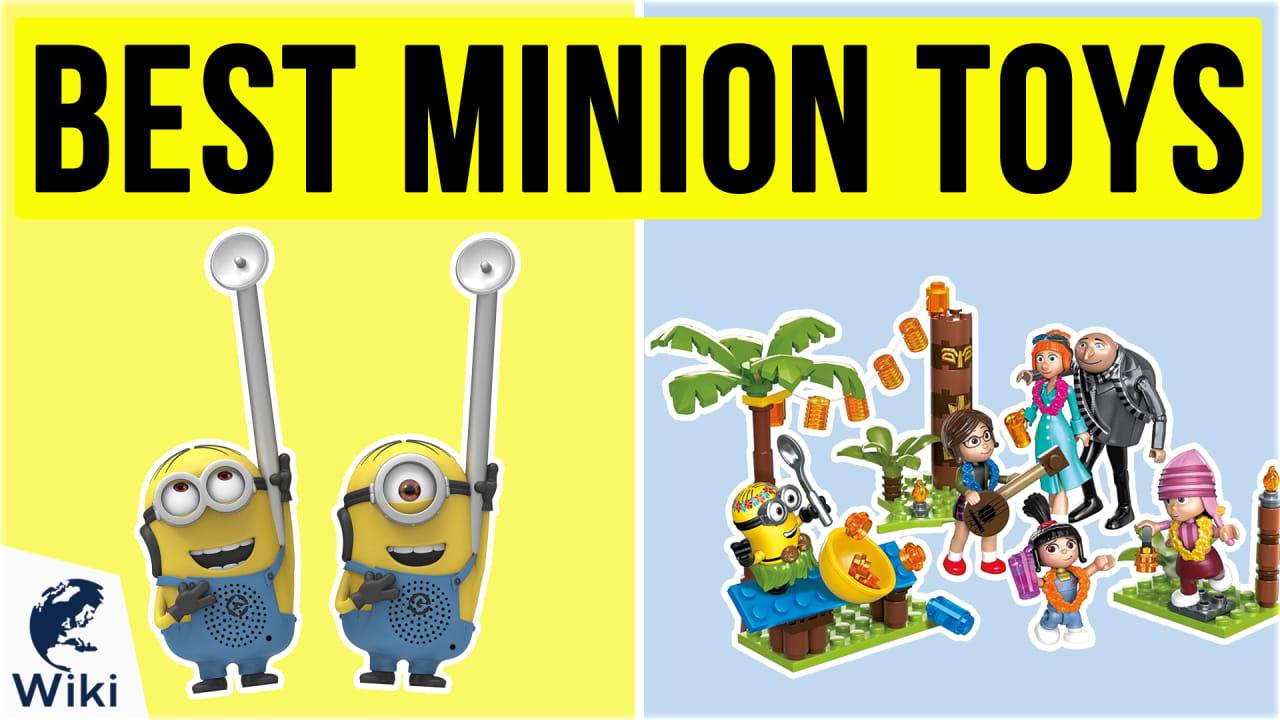 10 Best Minion Toys