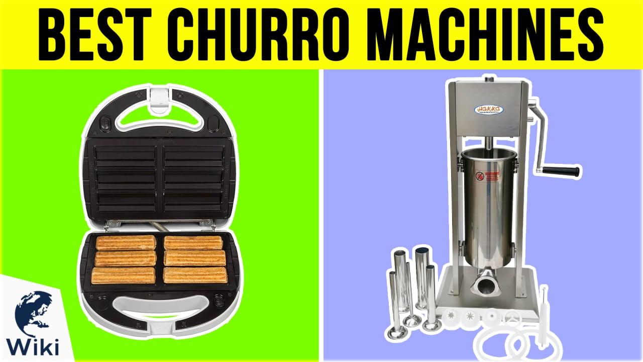6 Best Churro Machines