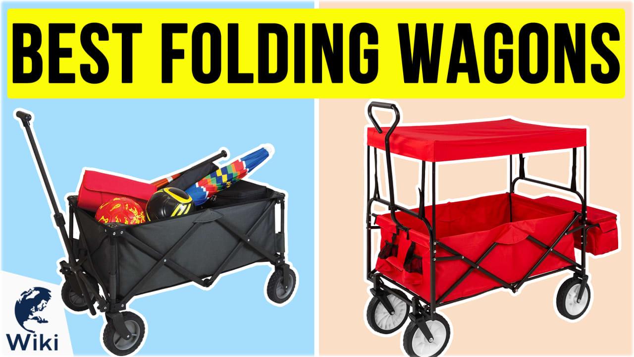 10 Best Folding Wagons