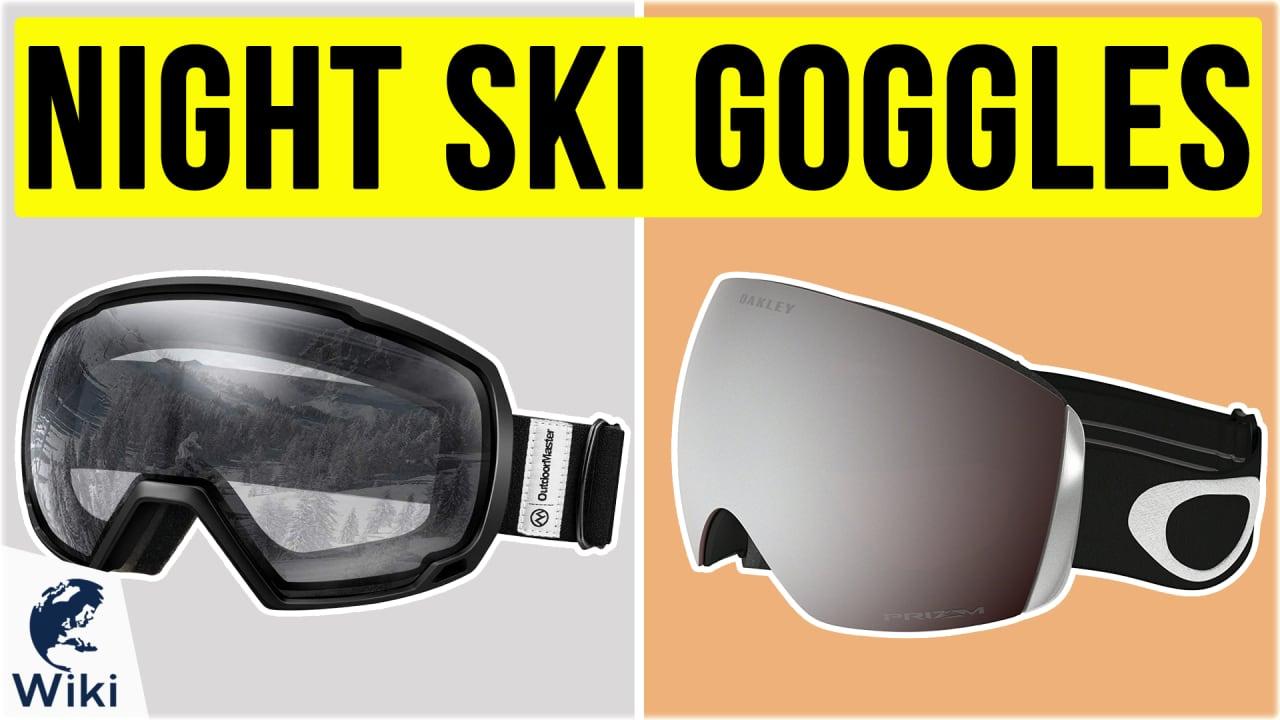 10 Best Night Ski Goggles