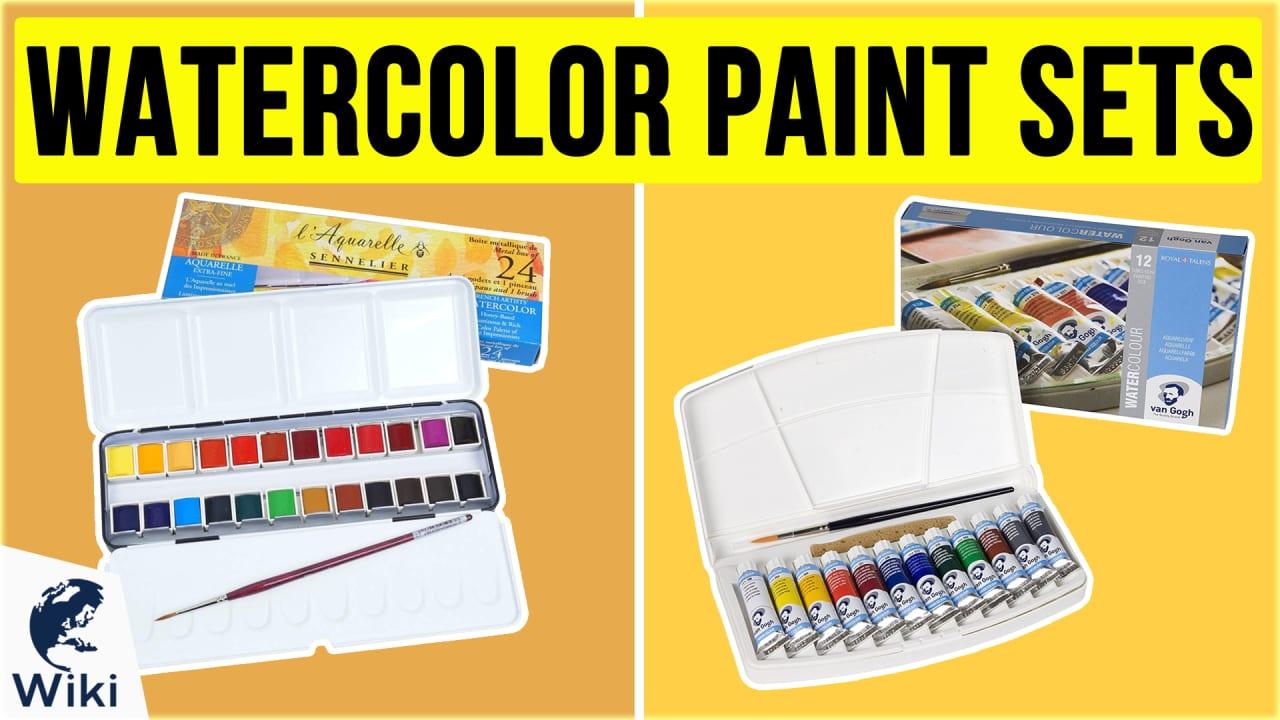 10 Best Watercolor Paint Sets