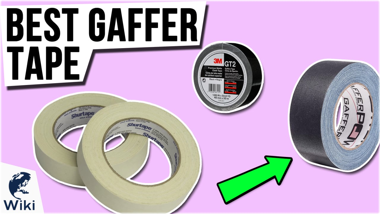 10 Best Gaffer Tape