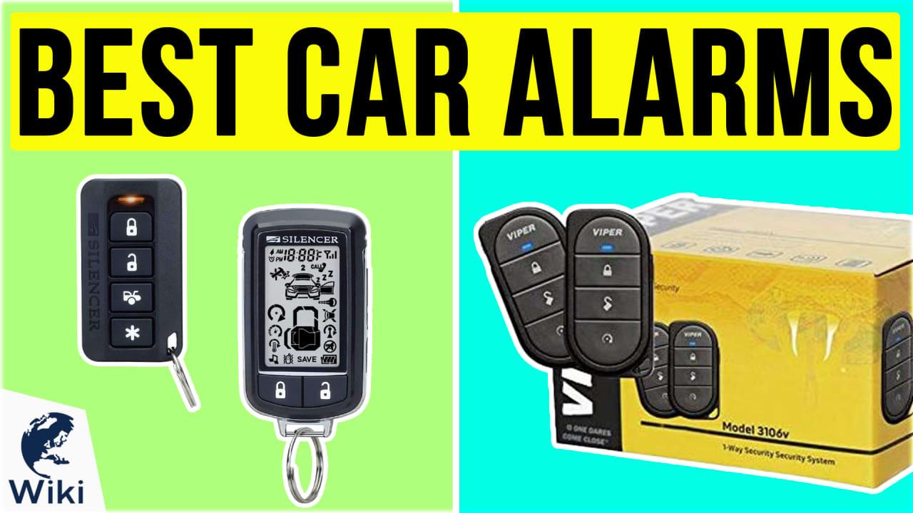 8 Best Car Alarms
