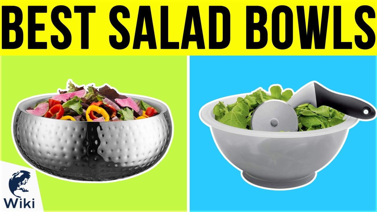 10 Best Salad Bowls