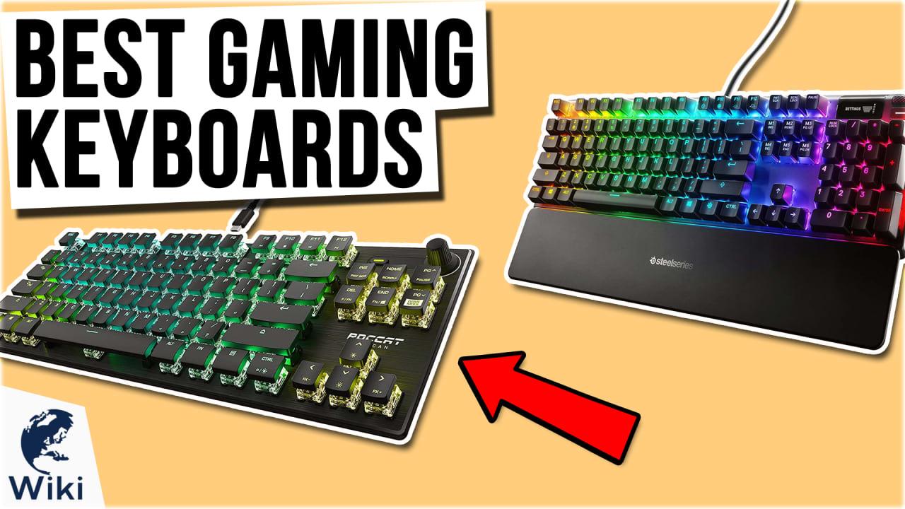 10 Best Gaming Keyboards