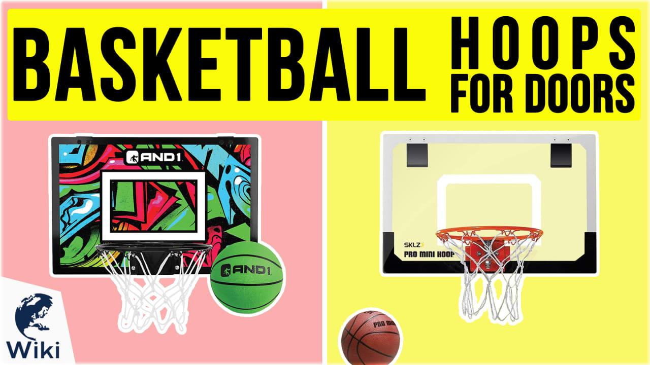 10 Best Basketball Hoops For Doors