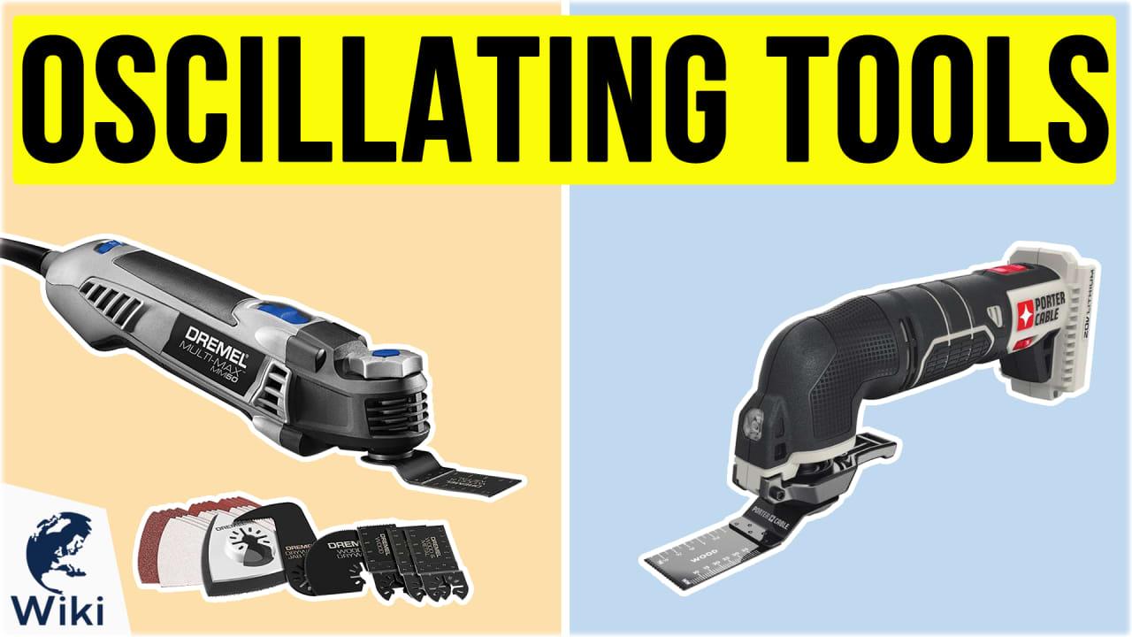 10 Best Oscillating Tools