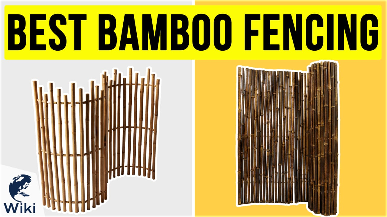10 Best Bamboo Fencing