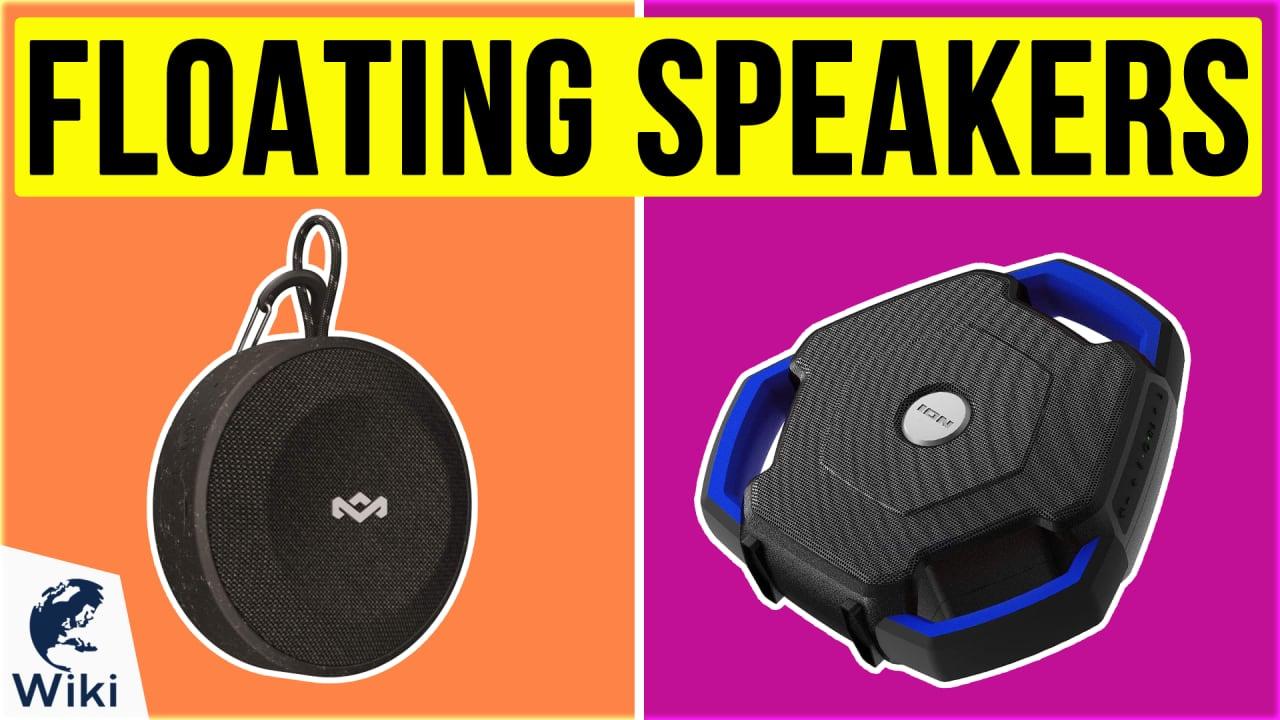 10  Best Floating Speakers