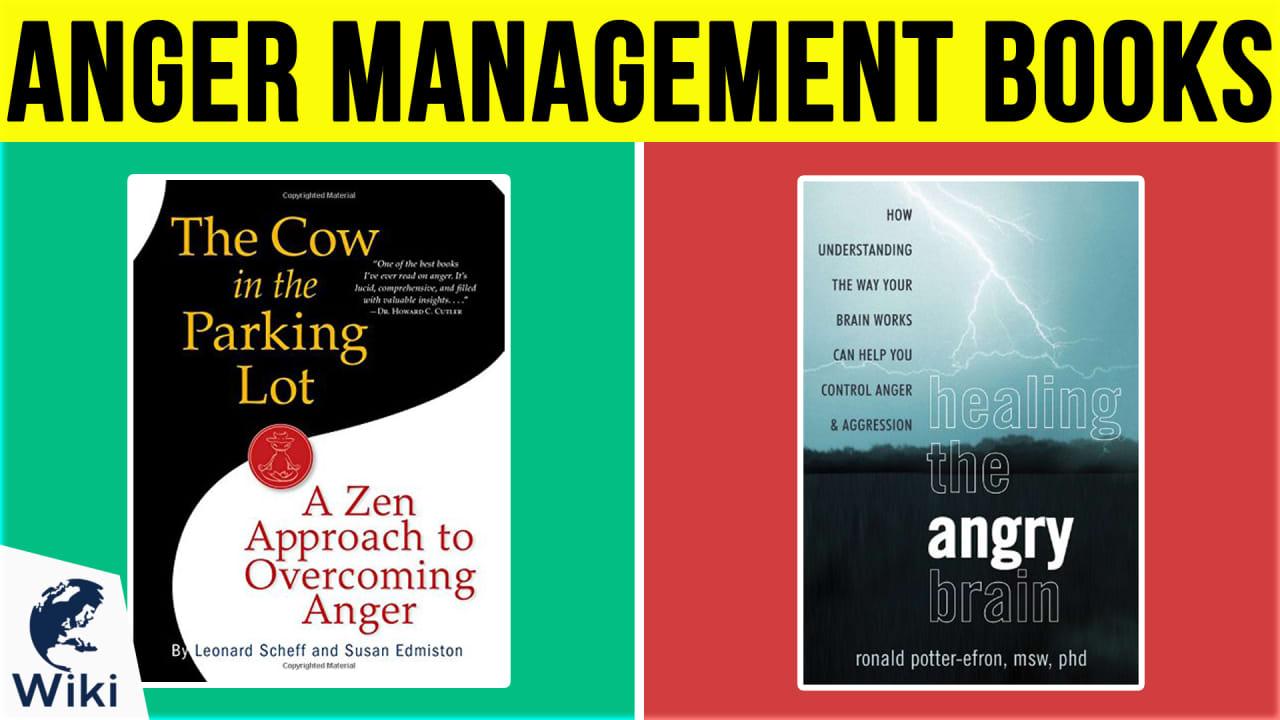10 Best Anger Management Books