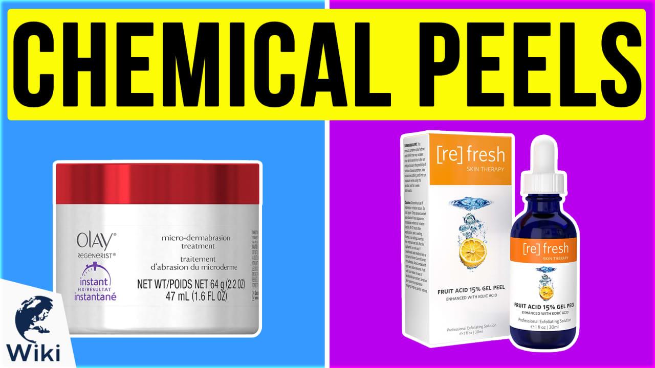 10  Best Chemical Peels