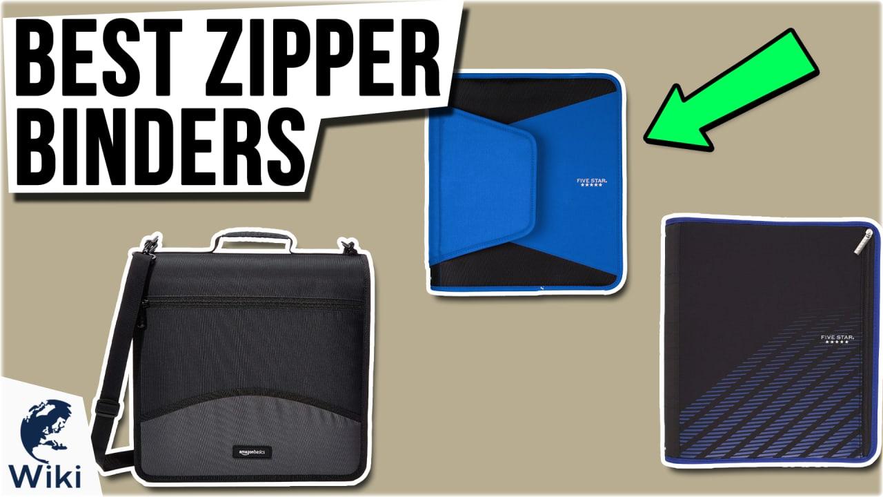 10 Best Zipper Binders