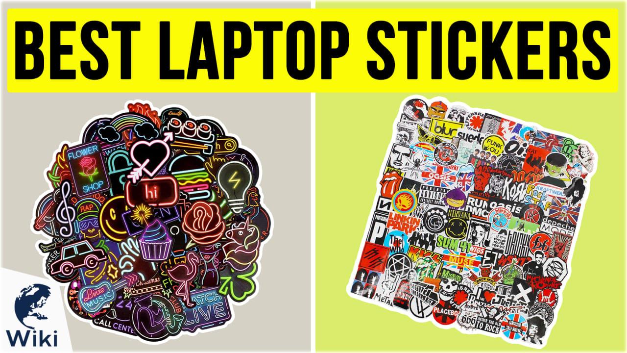 10 Best Laptop Stickers