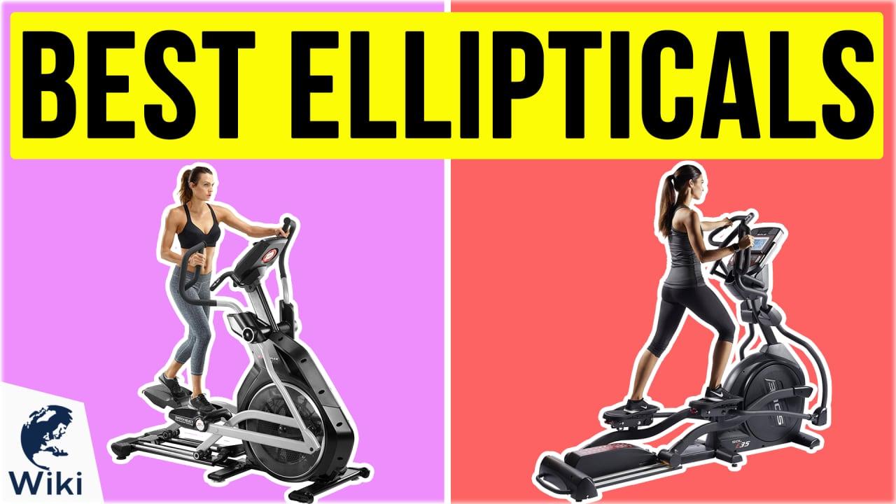 8 Best Ellipticals