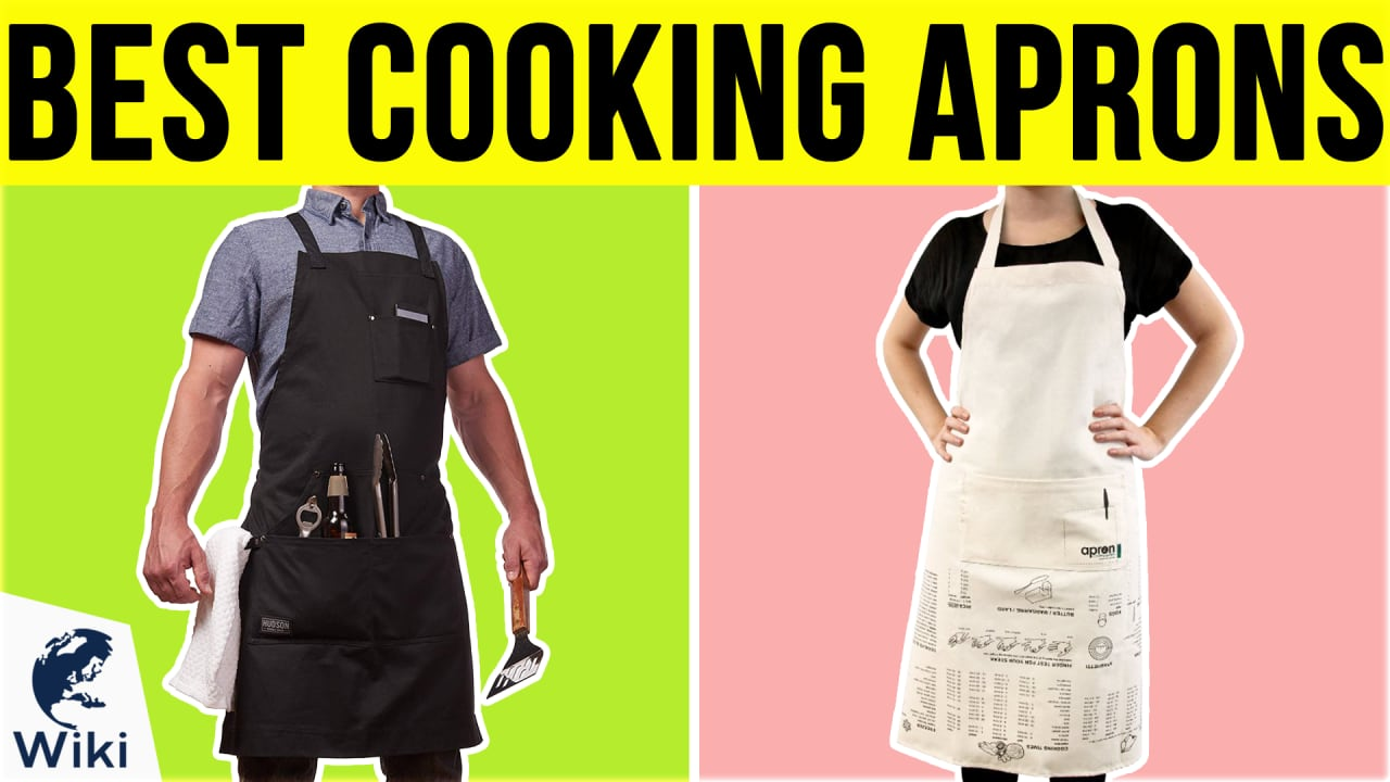 10 Best Cooking Aprons