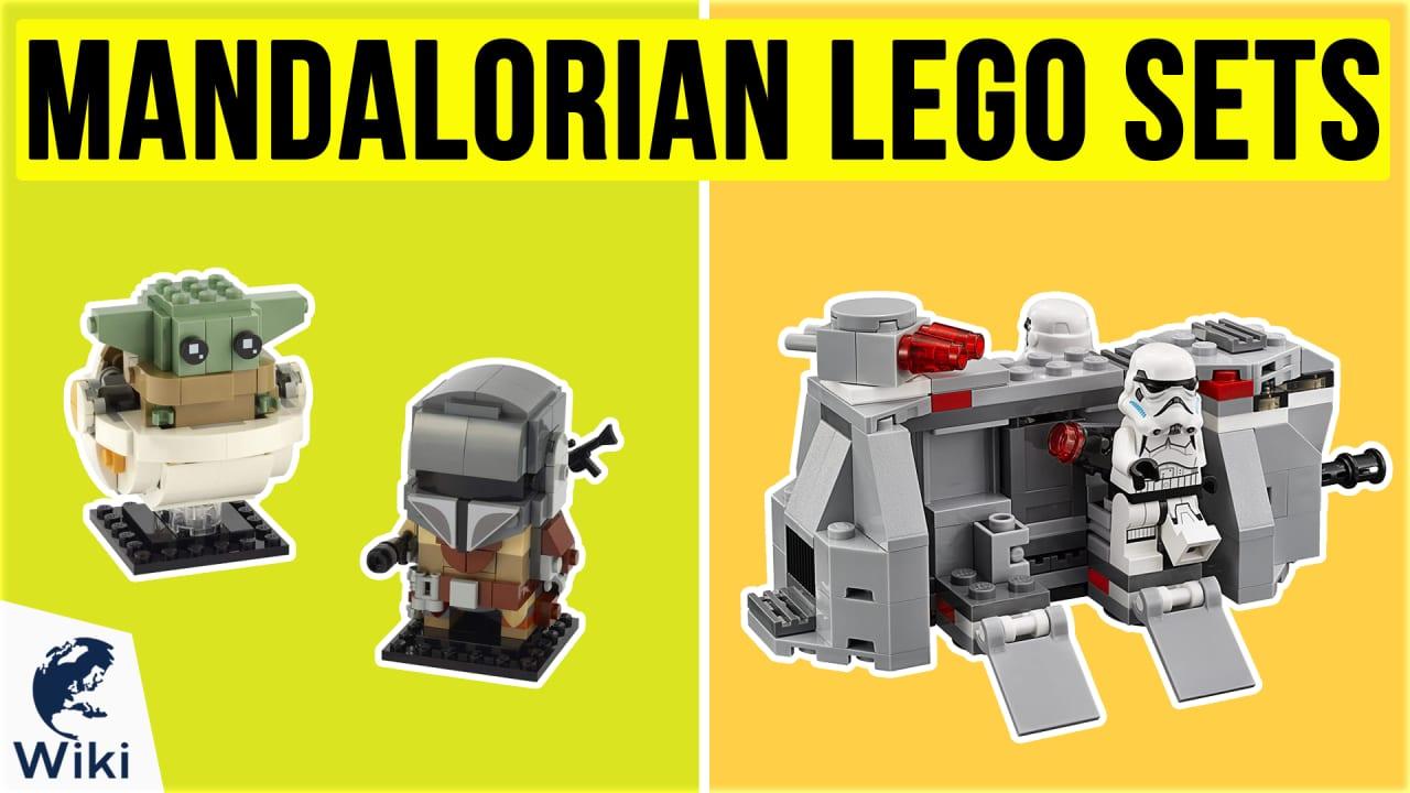 10 Best Mandalorian Lego Sets