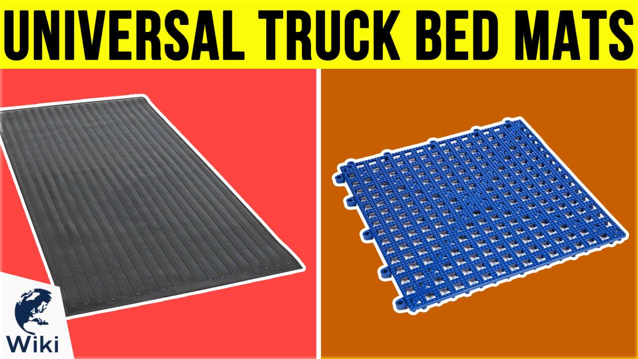 6 Best Universal Truck Bed Mats