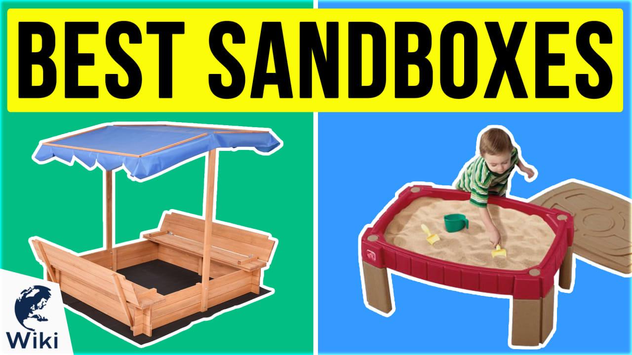 10 Best Sandboxes