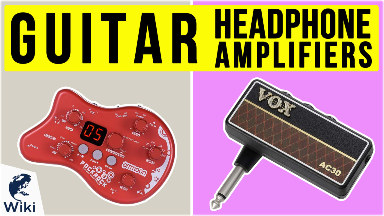 10 Best Guitar Headphone Amplifiers