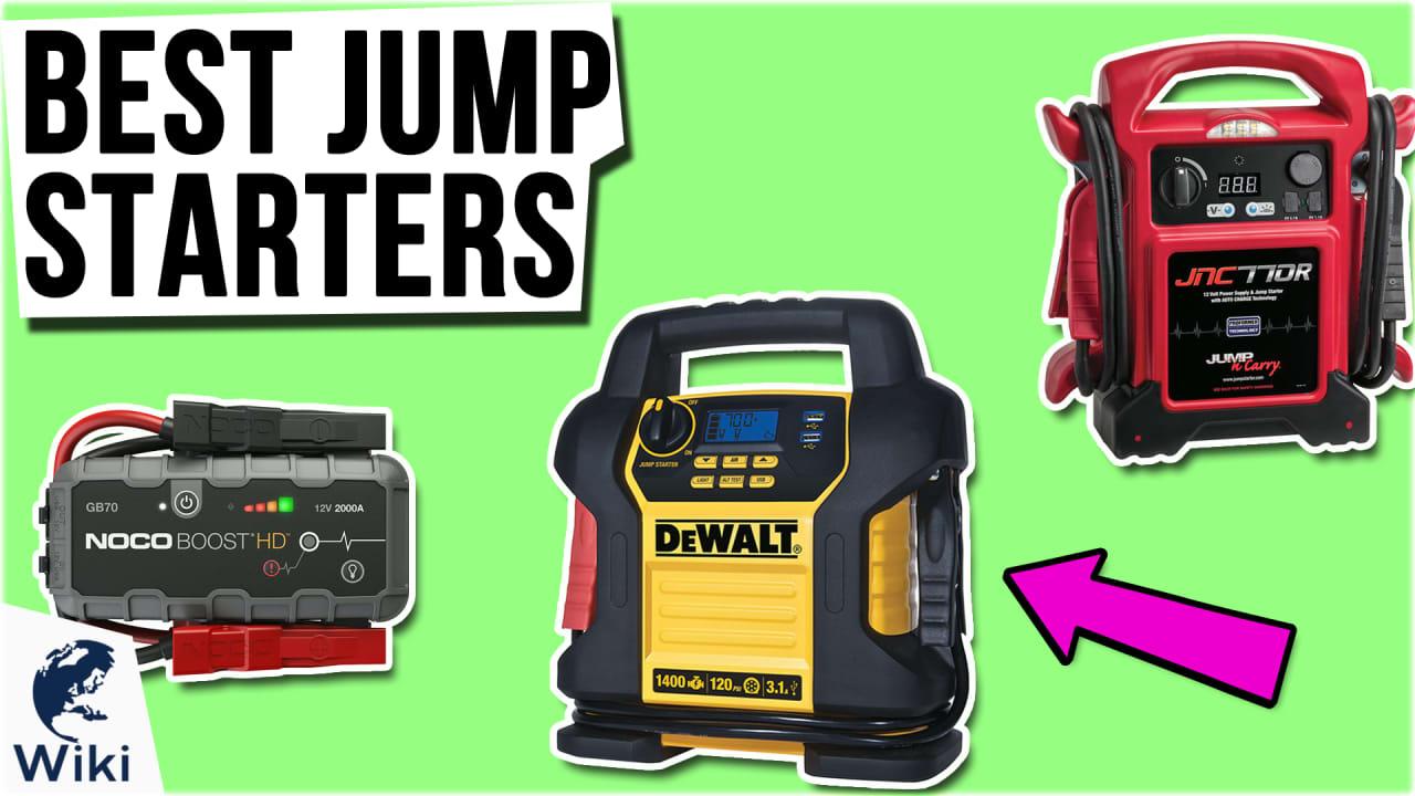 10 Best Jump Starters