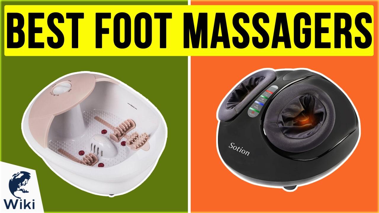 10 Best Foot Massagers