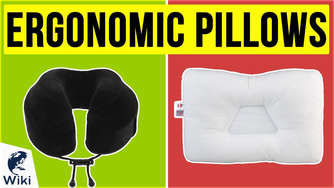 10 Best Ergonomic Pillows