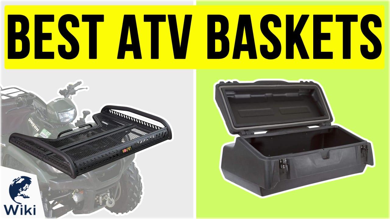 10 Best ATV Baskets