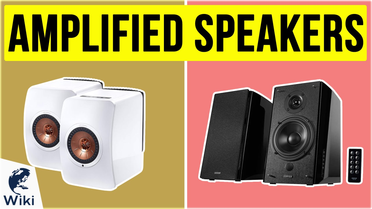 10 Best Amplified Speakers