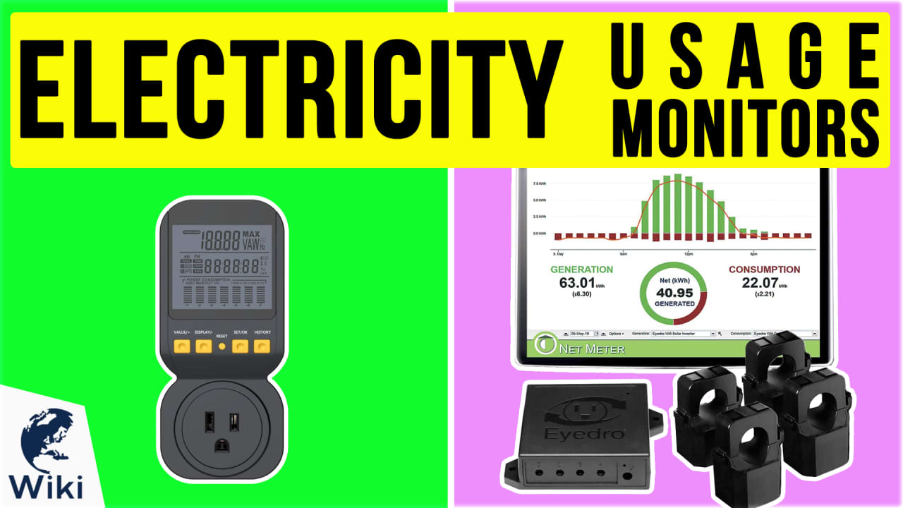 10 Best Electricity Usage Monitors
