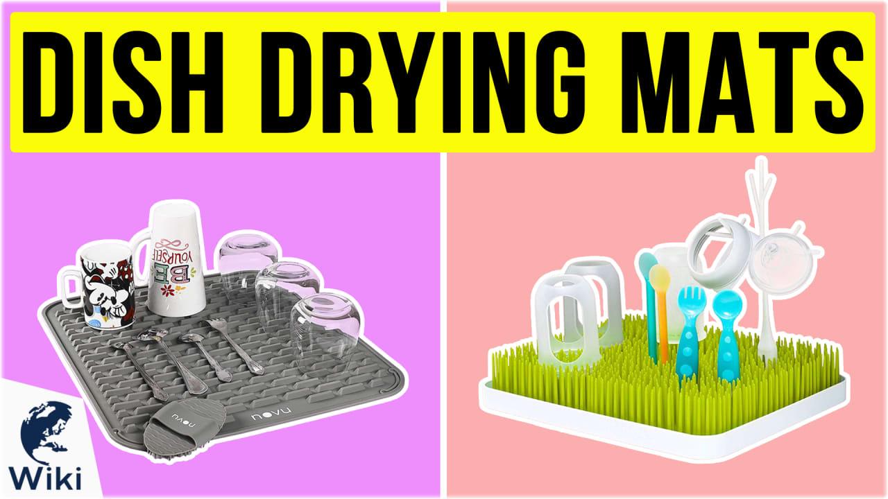 10 Best Dish Drying Mats