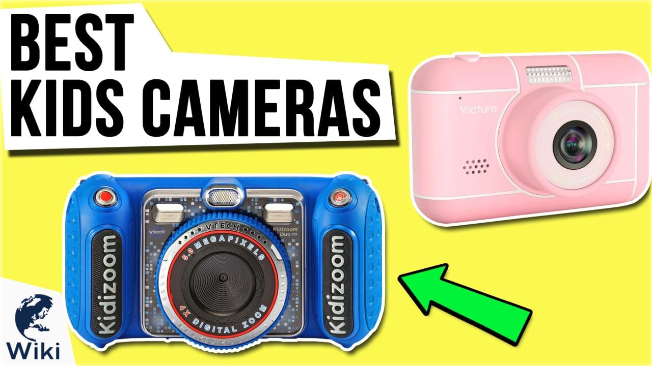 10 Best Kids Cameras
