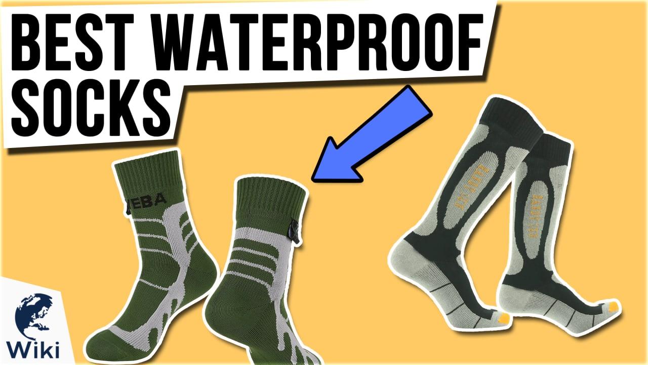 10 Best Waterproof Socks