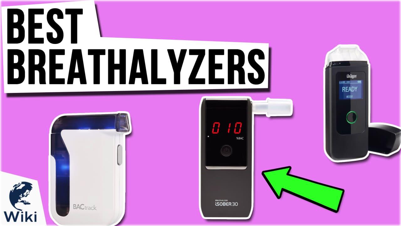 8 Best Breathalyzers