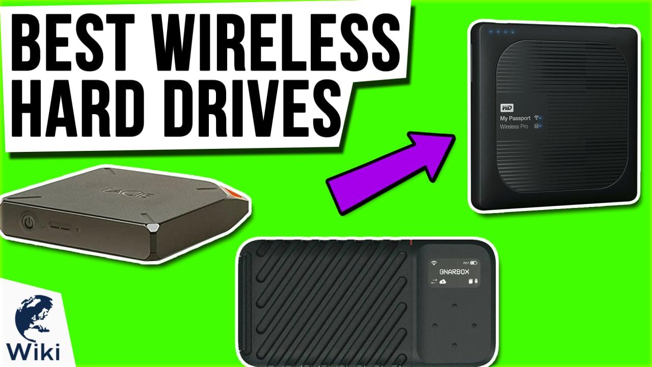 9 Best Wireless Hard Drives