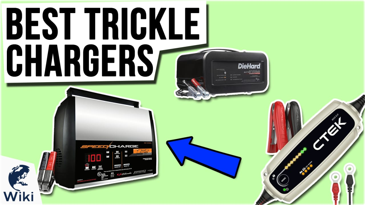 8 Best Trickle Chargers