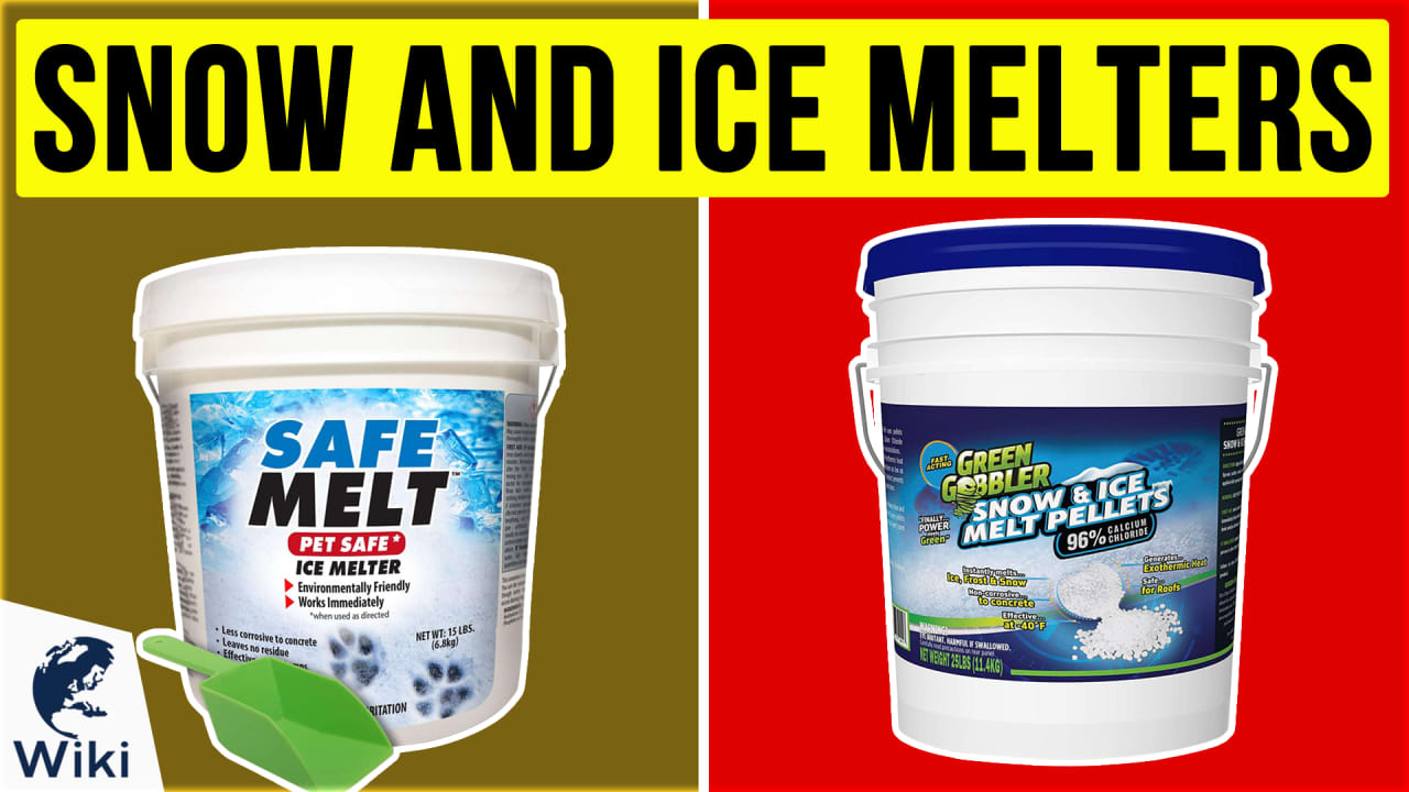10 Best Snow and Ice Melters