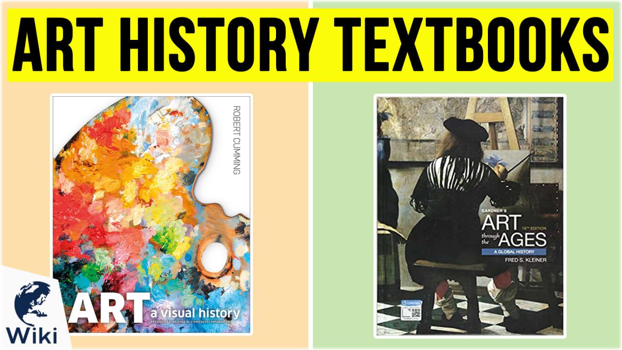 10 Best Art History Textbooks