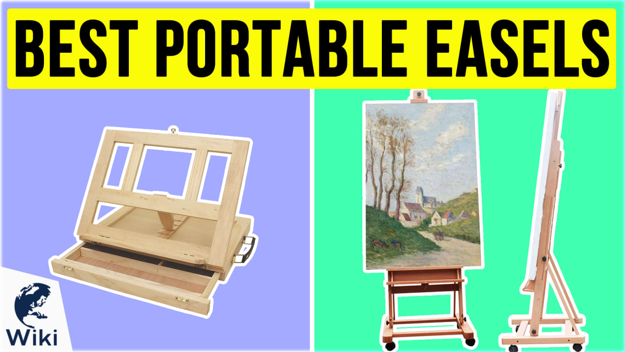 10 Best Portable Easels
