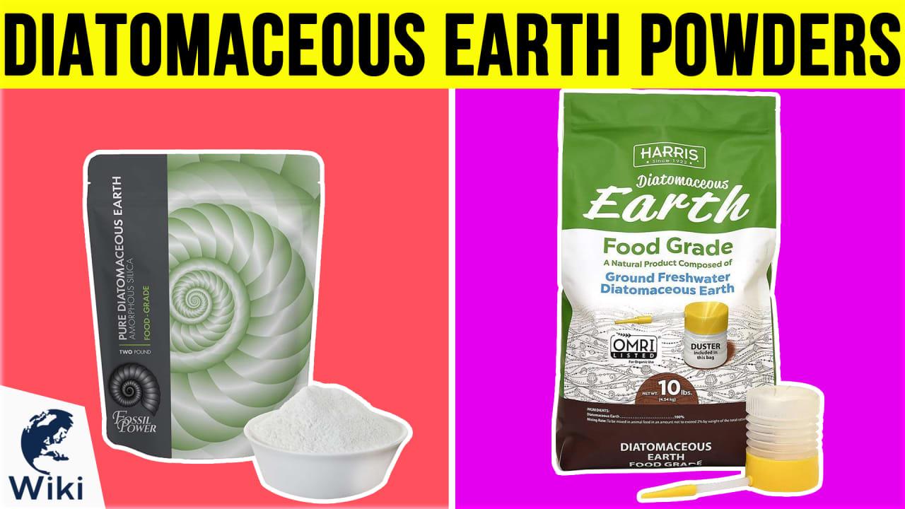 6 Best Diatomaceous Earth Powders