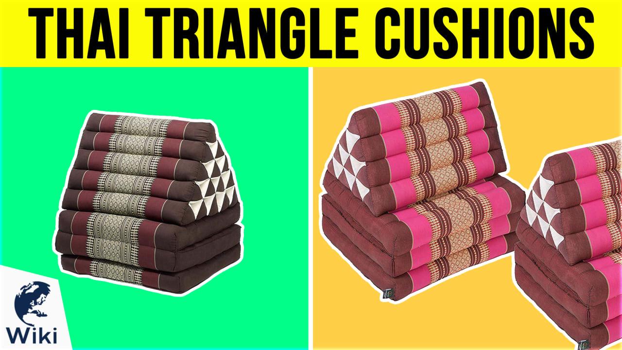 10 Best Thai Triangle Cushions