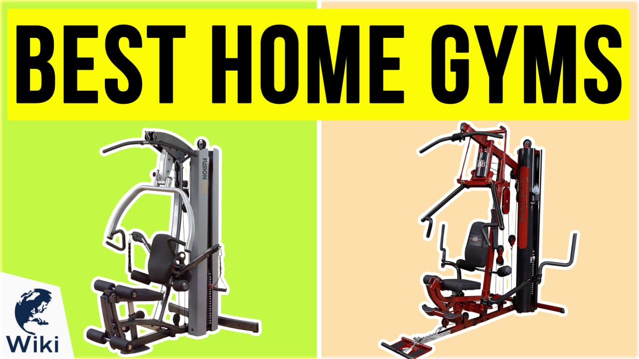 10 Best Home Gyms