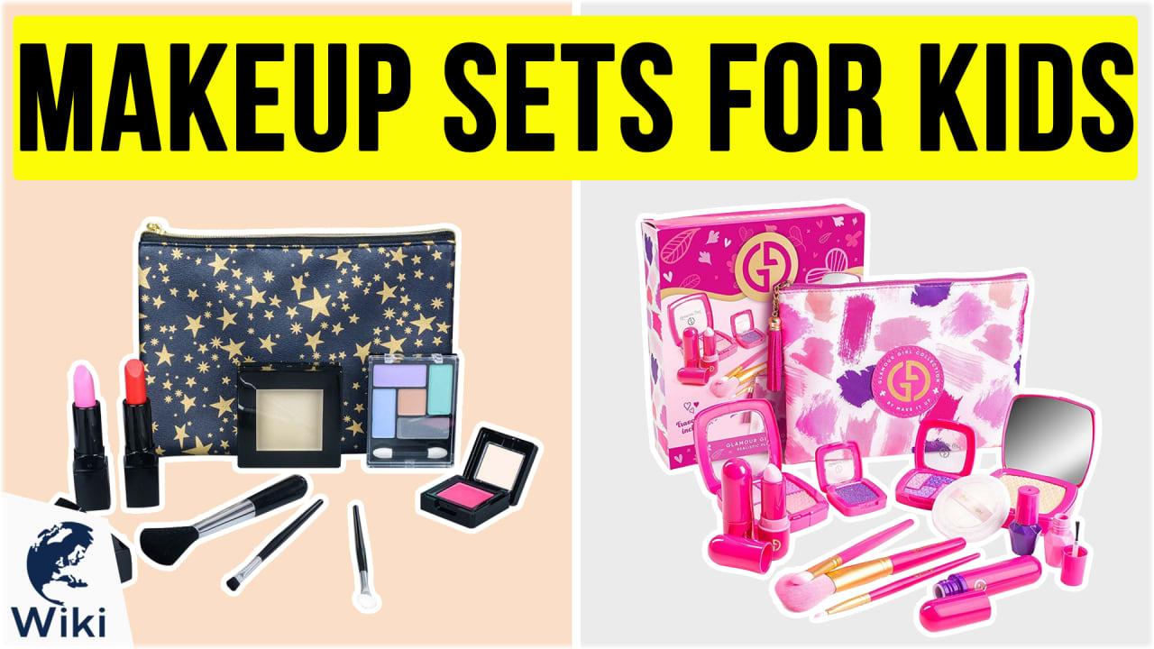 10 Best Makeup Sets For Kids