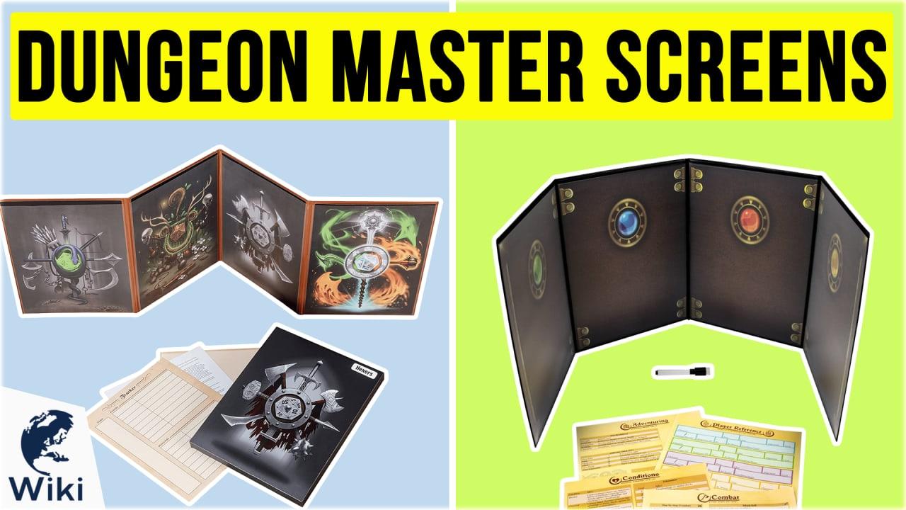 10 Best Dungeon Master Screens